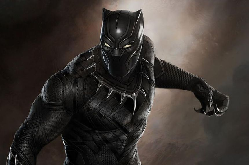Black Panther movie was a big hit at the box office