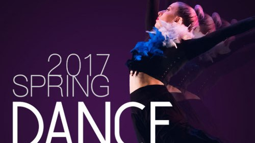BC's Spring Dance Concert will take place at Bailey Hall