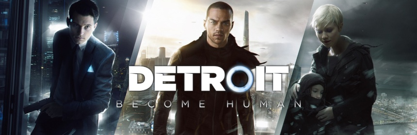 Detriot Become Human Video Game